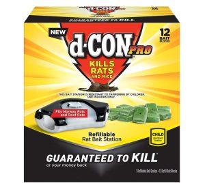 d-Con Rat Poison