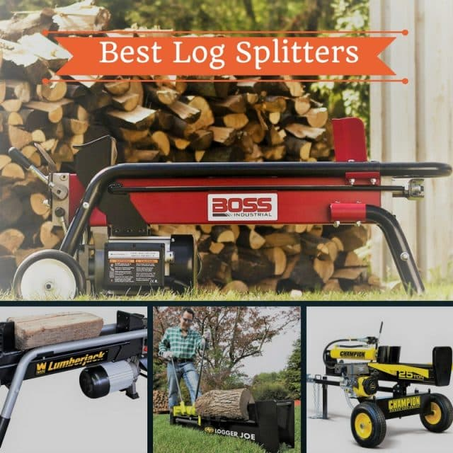 Best Log Splitters reviews and guide