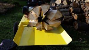 work log splitter