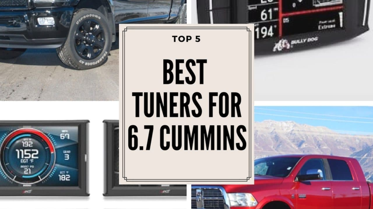 Best Tuners For 6 7 Cummins Reviews (August 2019) - A Comprehensive