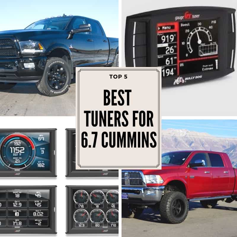 Best Tuners For 6 7 Cummins Reviews February 2021 A Comprehensive Buyer S Guide