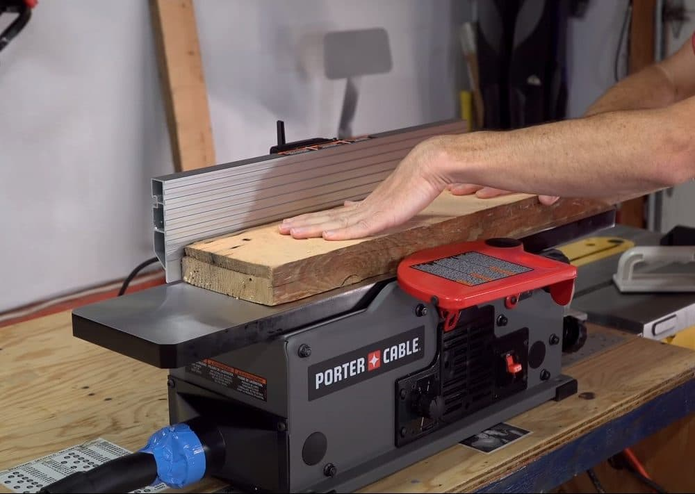 PC160JT Bench Jointer from Porter cable